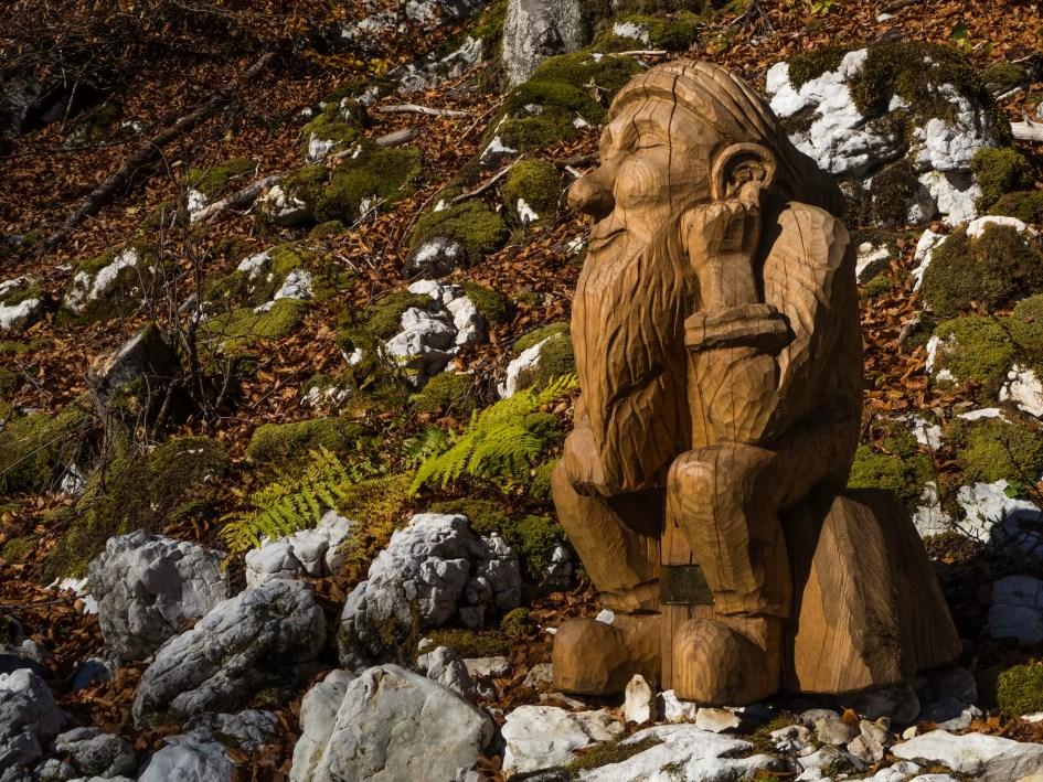 Sentier des Sculptures