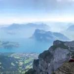 Der Pilatus: Wandern auf den Hausberg von Luzern
