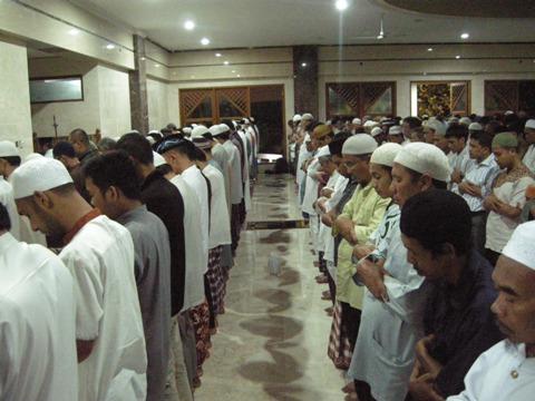 Kegiatan Ramadhan 1434 H Masjid Jami' Al-Sofwa Hingga Pekan Kedua