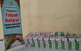 Penyaluran Fidyah dan Kafarat di Desa Pangkalan Buton Kalimantan Barat