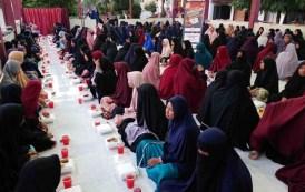 Berbuka Puasa Bersama di Ponpes Putri Dar Maryam binti Ibrahim Tumbo Baro Aceh Besar