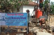Satu Unit Sumur di Gedongtataan Pesawaran Lampung Sudah Bisa Dimanfaatkan