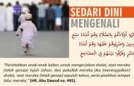 Sedari Dini Mengenali