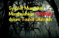 Syubhat Musyrikin Membolehkan Syirik dalam Tauhid Uluhiyah