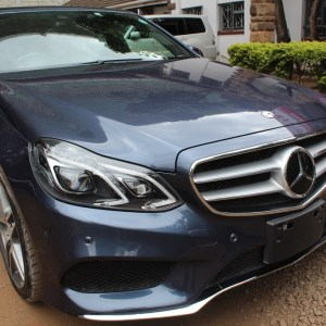 Mercedes Benz E250 Avantgarde AMG 2013