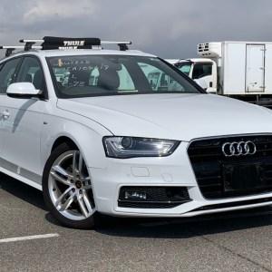 Audi A4 Avant S Line 2.0T 2014 104,000 Kms