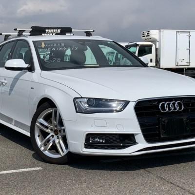 Audi A4 S Line 2.0T 2014 104,000 Kms