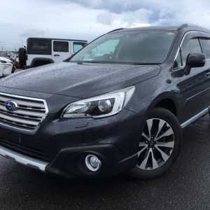 Subaru Outback 2.5i BS9 Leather 2015 75,000 Kms