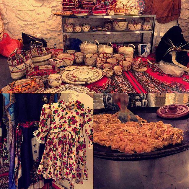 الأسر المنتجة تشارك بمهرجان صيف رفحاء 37