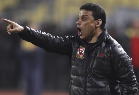 حسام البدري مدرباً للمرة الثالثة للأهلي المصري