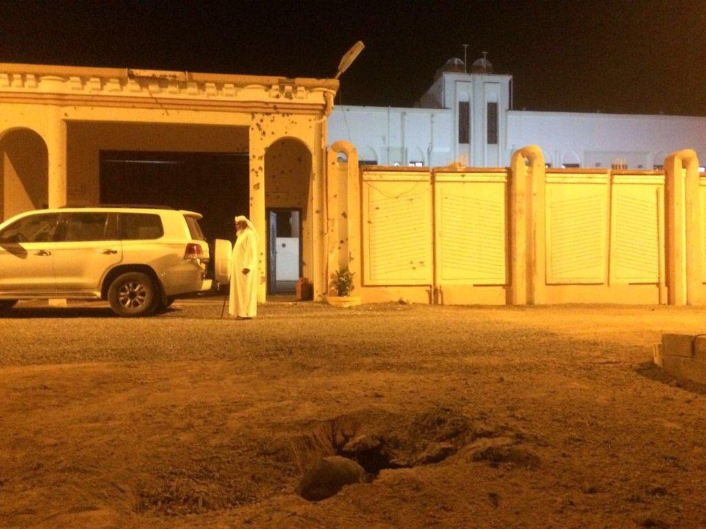 مقذوف عسكري على نجران يتسبب في استشهاد طفل