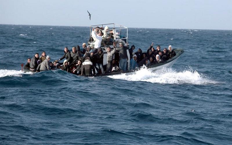 جيبوتي: :إنقاذ أكثر من 40 مهاجرا
