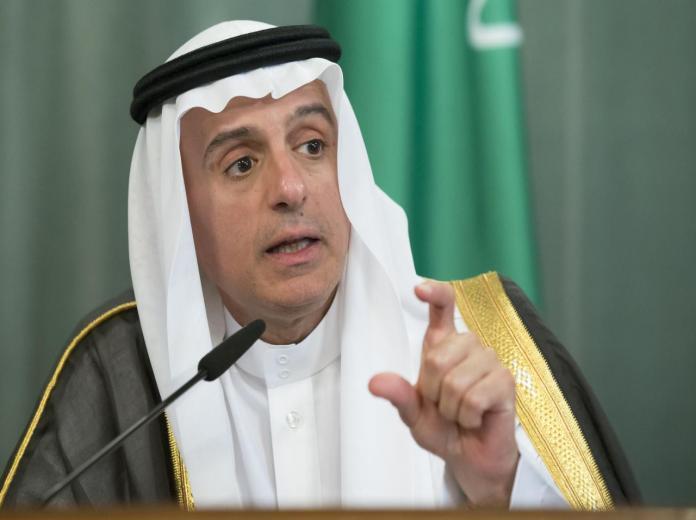 الجبير: إيران زادت من وتيرة تدخلها في سوريا ودعمها لحزب الله