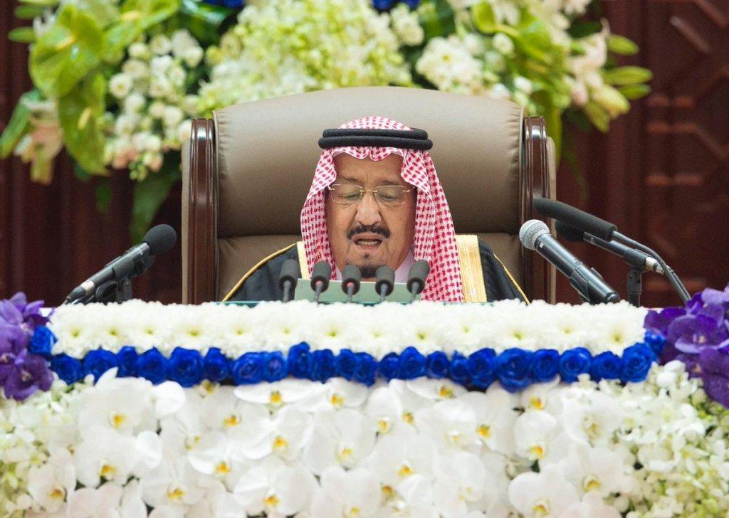 خادم الحرمين الشريفين من مجلس الشورى:المواطن السعودي هو المحرك الرئيس للتنمية وأداتها الفاعلة