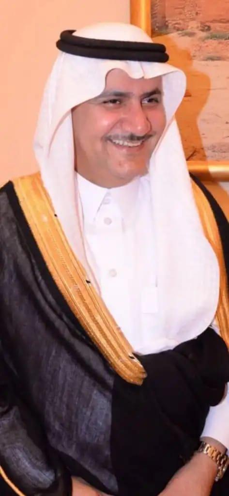 الخريصي يشكر القيادة على تعيينه وكيلا للشئون الأمنية في إمارة منطقة تبوك