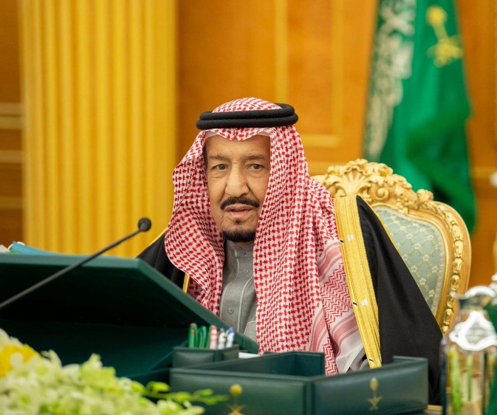 خادم الحرمين الشريفين يطلع مجلس الوزراء على نتائج زيارته إلى جمهورية مصر العربية