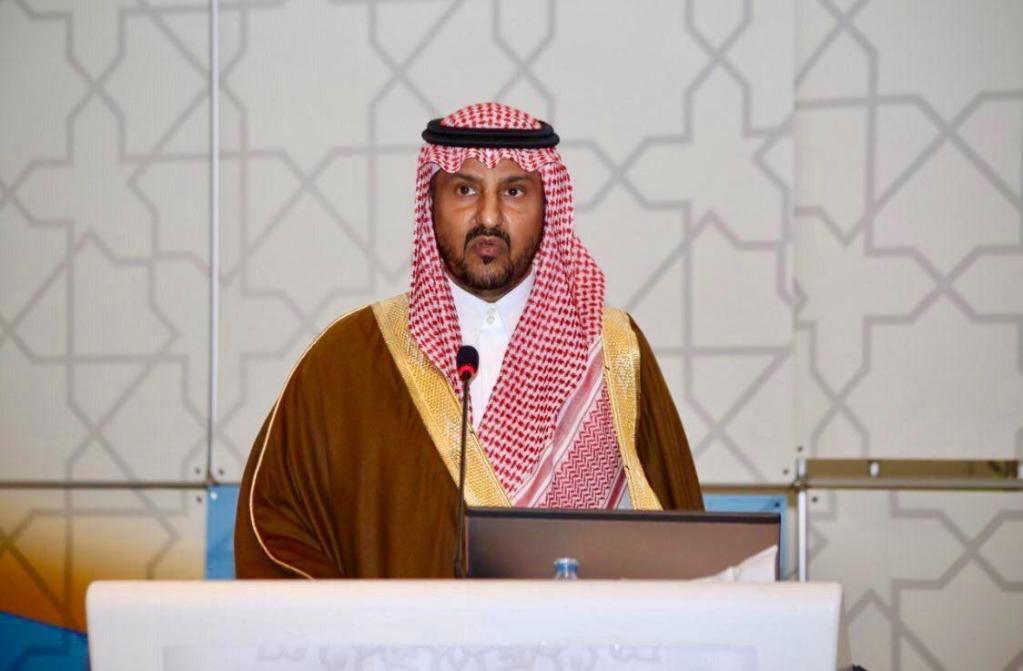 """الأمير بندر بن سلمان يفتتح الإجتماع التاسع للجمعية العمومية لـ""""قضاء"""""""