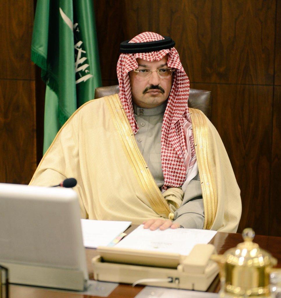 إمارة عسير: لا صحة لدخول الأمير تركي بن طلال إلى إحدى ديوانيات القهوة