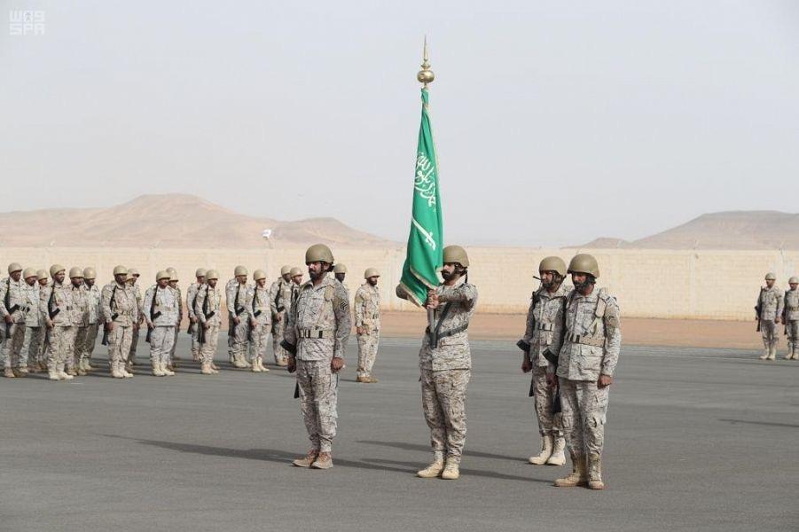 انطلاق مناورات التمرين السعودي البريطاني جند الصحراء 3 في المنطقة الشمالية الغربية