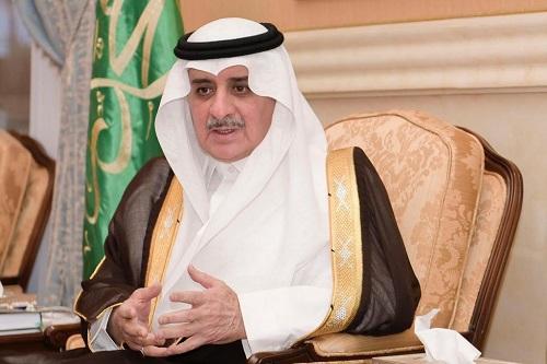 الأمير فهد بن سلطان ينقل تحيات خادم الحرمين إلى أهالي منطقة تبوك