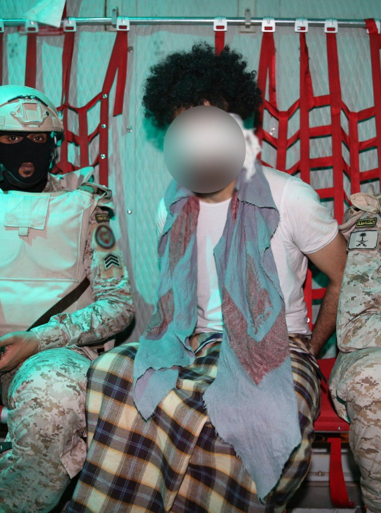 في عملية سعودية يمنية نوعية..أمير تنظيم داعش الإرهابي (أبو أسامة المهاجر) في قبضة الأمن