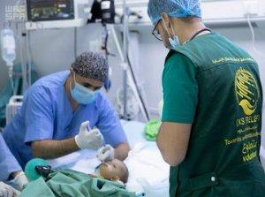 مركز الملك سلمان يجري 15 عملية جراحية للقلب المفتوح والقسطرة في المكلا اليمنية