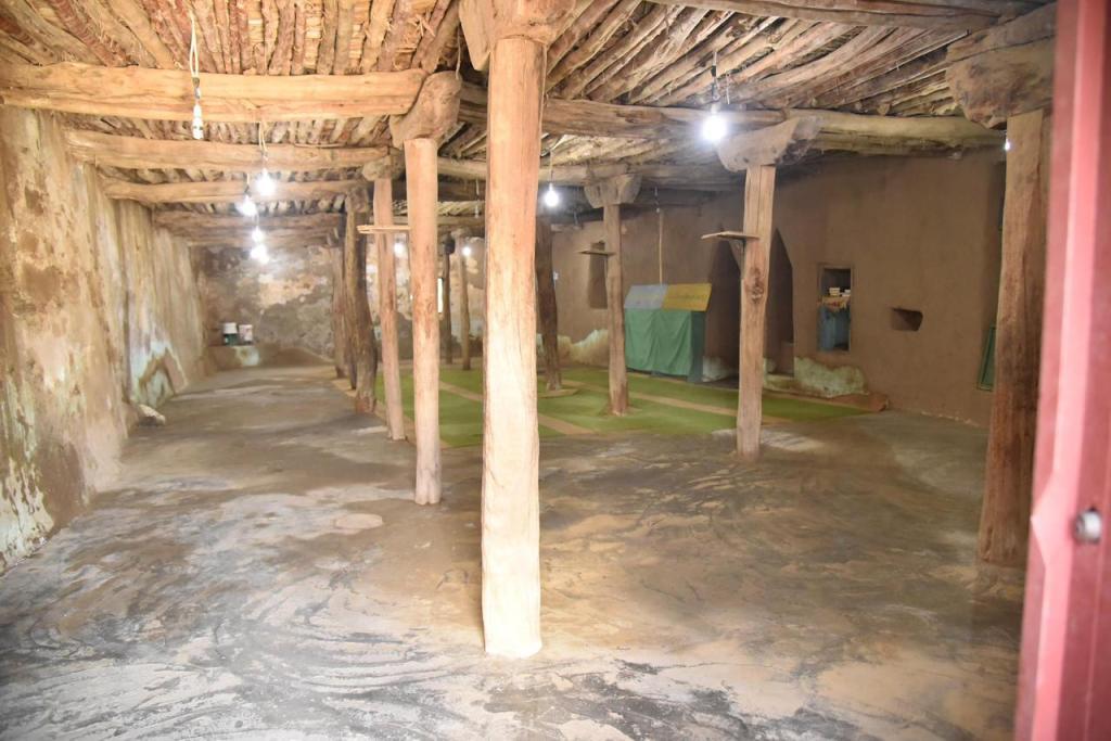 ضمن مشروع ولي العهد لتأهيل المساجد التاريخية..ترميم مساجد الأطاولة والظفير وقرية الملد في الباحة