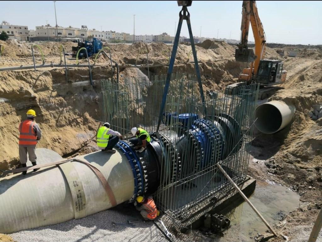 مشاريع تنموية تشهدها ضاحية الملك فهد في مدينة الدمام