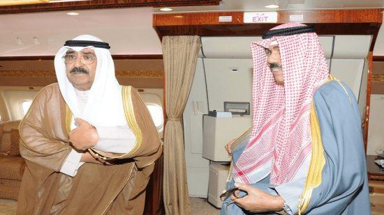 أمير الكويت يزكي الشيخ مشعل الأحمد ولياً للعهد