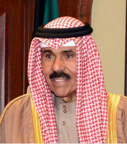 أمير الكويت يشكر خادم الحرمين الشريفين على جهود السعودية لحل الأزمة الخليجية