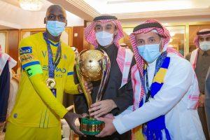 فاز على الهلال بثلاثية ..النصر بطلاً لكأس بيرين للسوبر السعودي