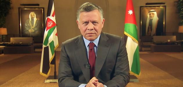 ملك الأردن موجها رسالة إلى شعبه: الفتنة وئدت والأمير حمزة التزم بنهج الآباء والأجداد