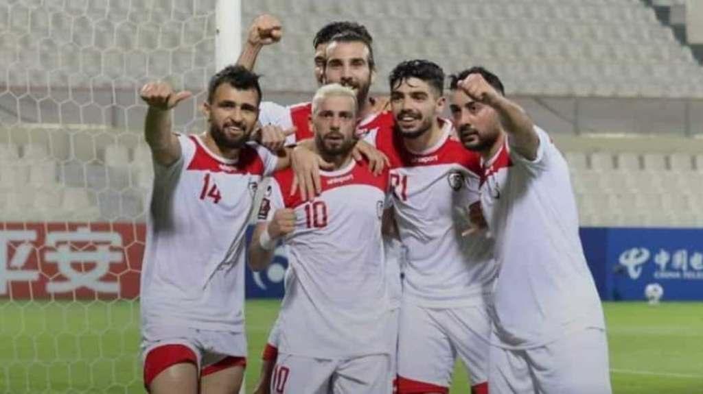 المنتخب السوري يتأهل إلى الدور الثالث المؤهل إلى كأس العالم