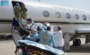بأمر ولي العهد: نقل مواطن مصاب في فيروس كورونا من الأردن إلى السعودية عبر الإخلاء الطبي