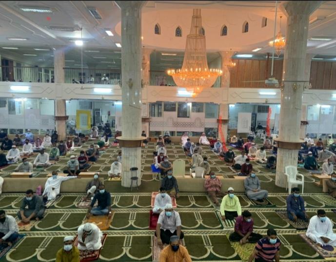 الشؤون الإسلامية تنفذ (21.765) جولة رقابية على مساجد وجوامع المملكة خلال أسبوع