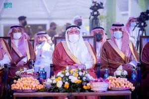 أمير القصيم يطلق جائزة خراف النخيل من الموسم المقبل