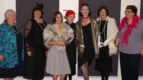 Another Murder Mystery! The Wolhuter Family Group, 2009