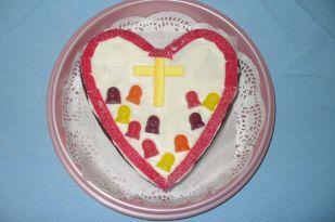 Internation Day 2009 Cake