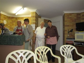 Men in Aprons - 2012
