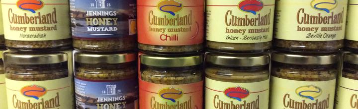 Get Creative with Cumberland Honey Mustard