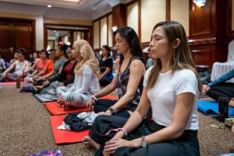 group breathwork