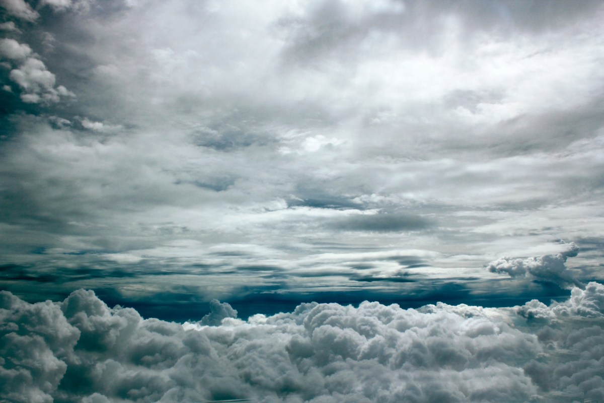 Flash Fiction Friday: The Sky of the Imaginary