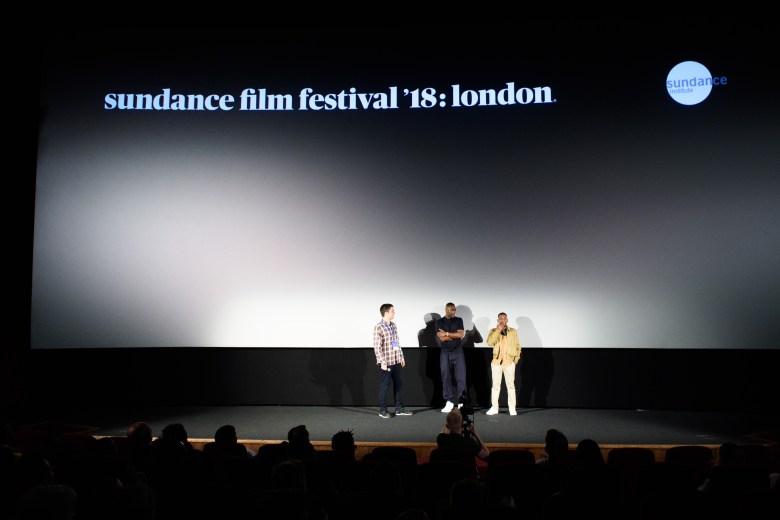 Sundance Film Festival London Day 2 01 Jun 2018