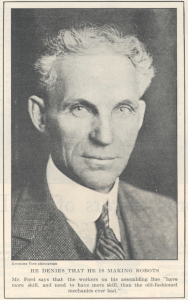 Henry Ford Photo