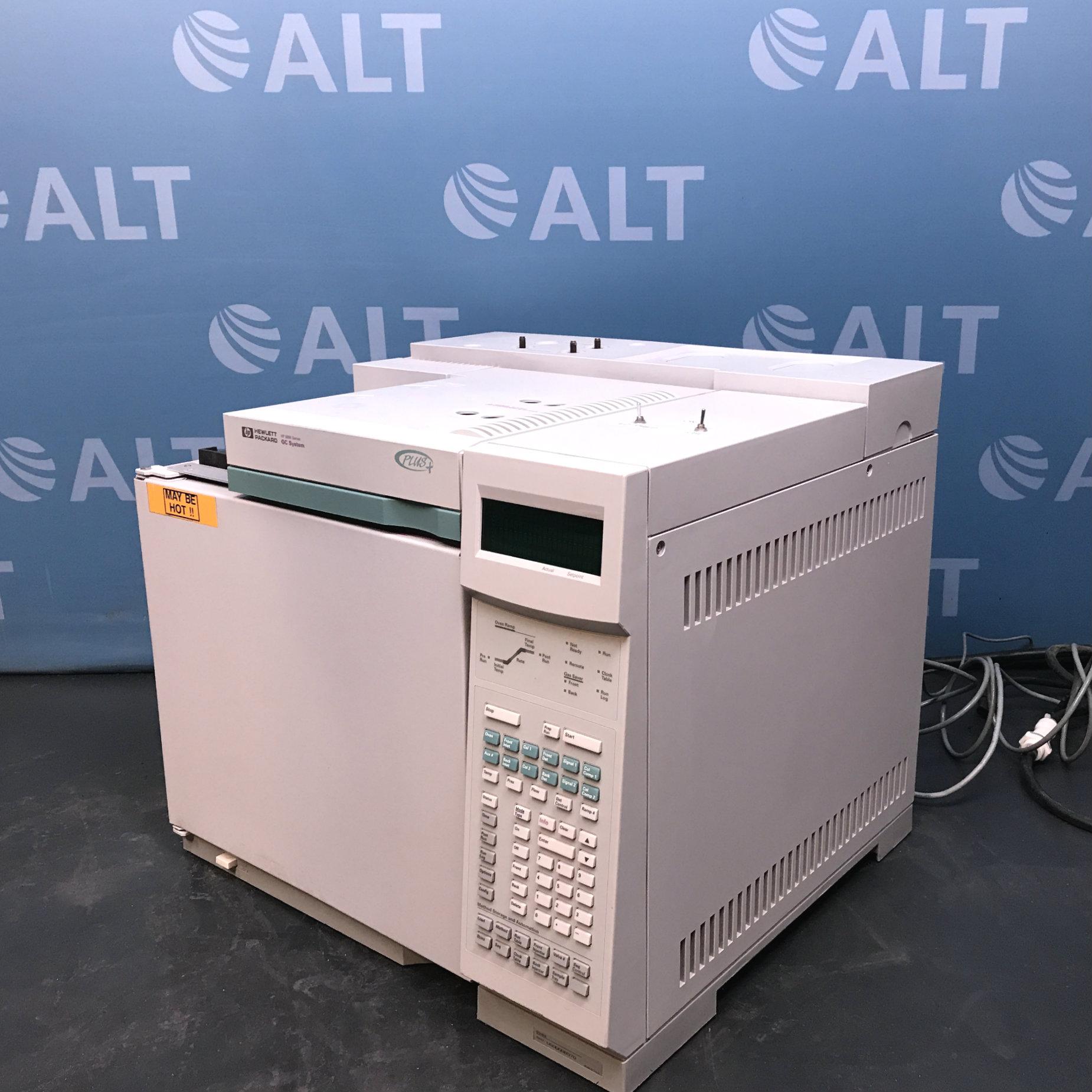 Refurbished Agilent G A Gas Chromatograph Gc