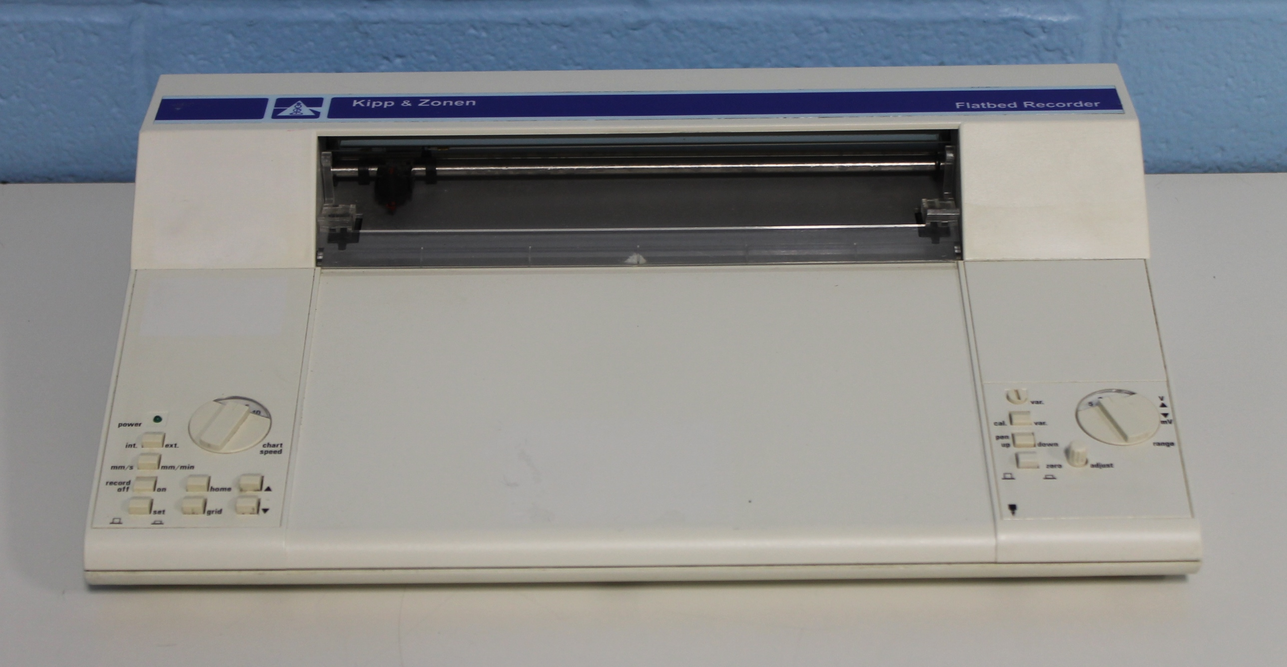 Refurbished Kipp Zonen Flatbed Chart Recorder Type Bd 11e