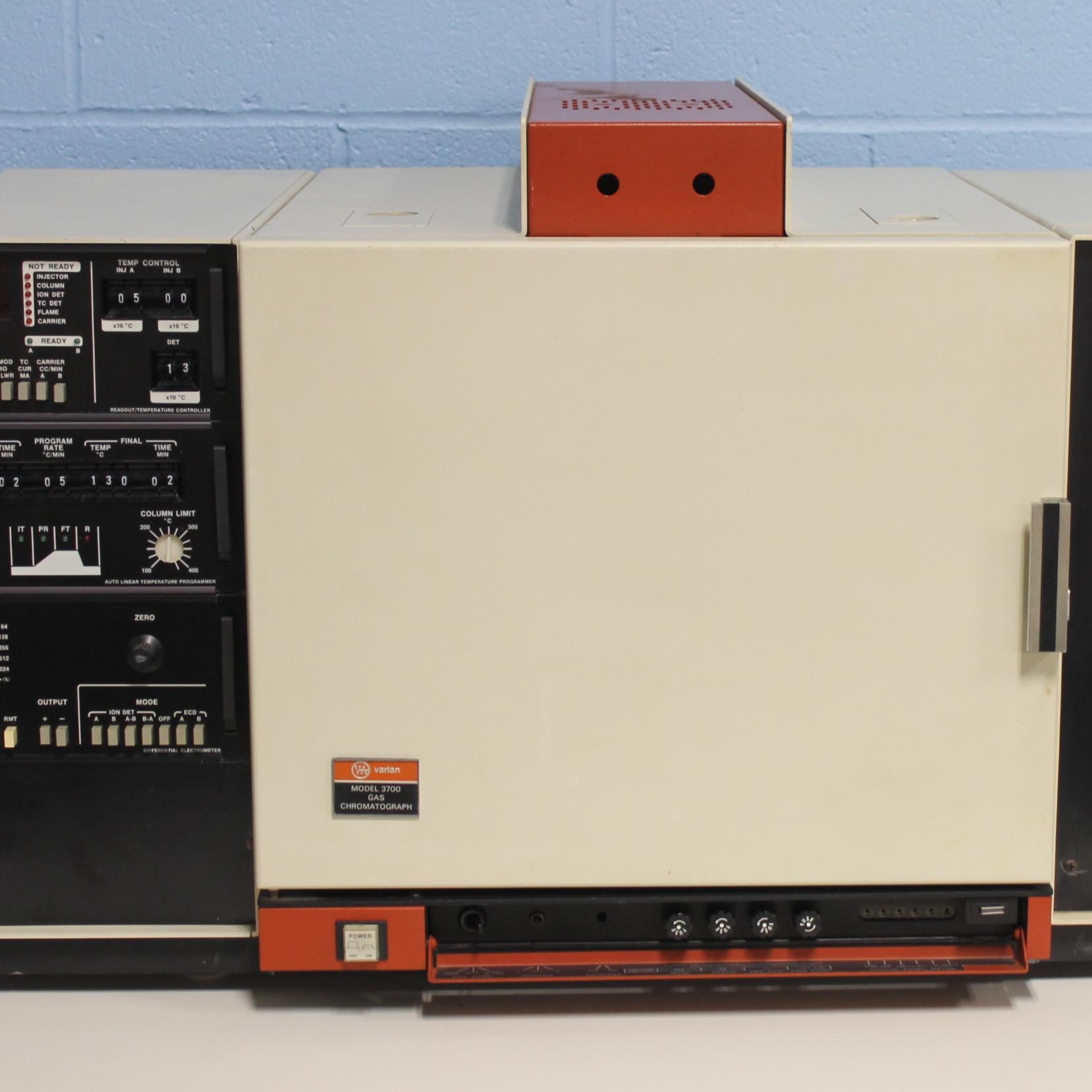 Varian Gas Chromatograph