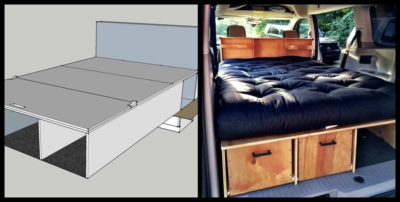 Our Micro Camper A Diy Ford Transit Connect Conversion Guide Alt