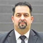 """Aiman Mazyek, Vorsitzender des """"Zentralrats der Muslime"""