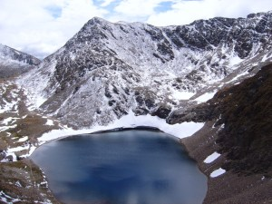 See unterhalb der Ochsenlenke auf 2700 m